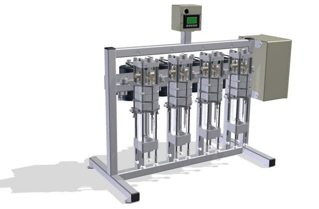 Multistation-lab-reactor